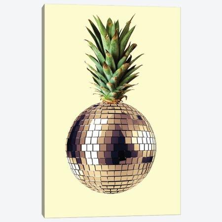 Ananas Party Canvas Print #KKL3} by Kiki C Landon Canvas Print