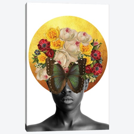 Gorgeous Canvas Print #KKL48} by Kiki C Landon Canvas Print