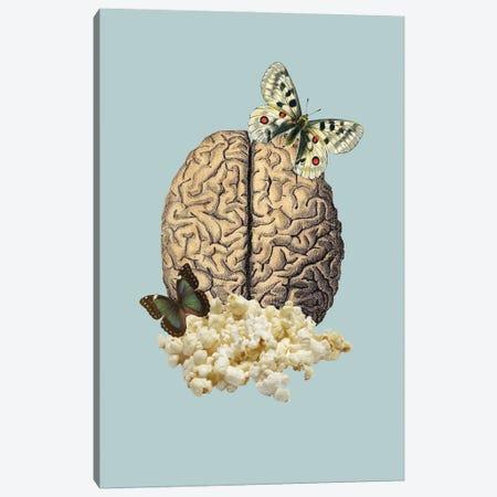 Holy Popcorn Canvas Print #KKL58} by Kiki C Landon Canvas Artwork