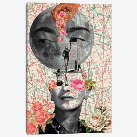 My Muse I Canvas Print #KKL79} by Kiki C Landon Canvas Wall Art