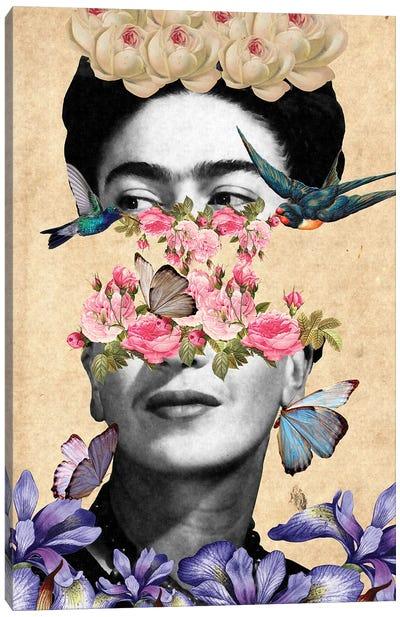 My Muse II Canvas Art Print