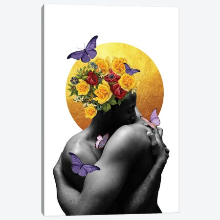 Powerful III Canvas Print #KKL91} by Kiki C Landon Canvas Art