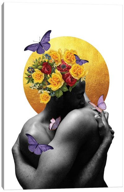 Powerful III Canvas Art Print
