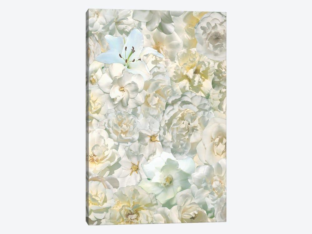 Flowers Like Frosting by Kat Kleinman 1-piece Canvas Wall Art