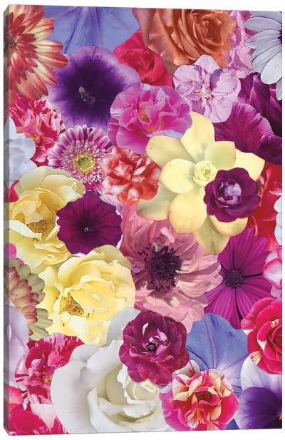 Vibrant Canvas Art Print