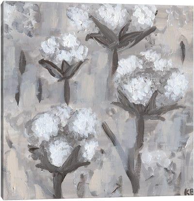 Cotton Stalks I Canvas Art Print