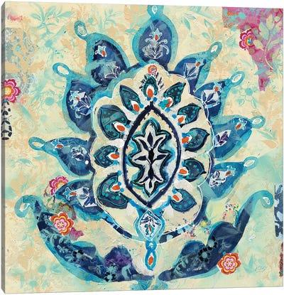 Sai Canvas Art Print
