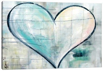 Look Of Love Canvas Art Print
