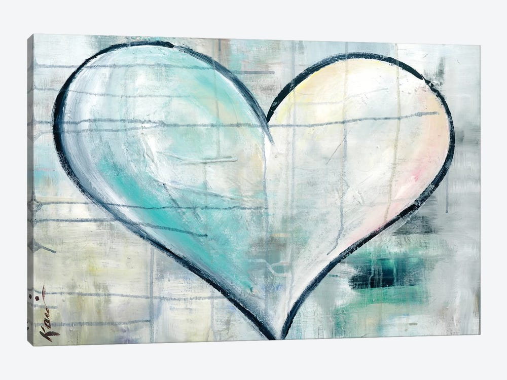 Look Of Love by Kami Lerner 1-piece Canvas Wall Art