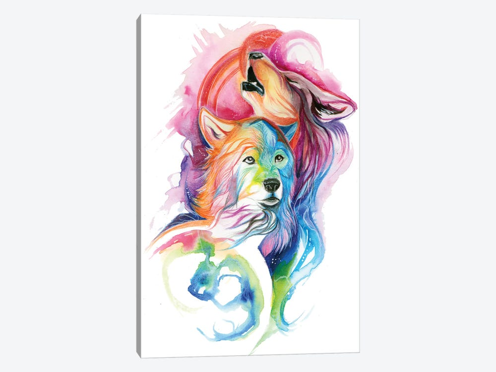 Protector by Katy Lipscomb 1-piece Art Print