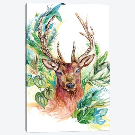 Sanctuary Canvas Print #KLI120} by Katy Lipscomb Canvas Artwork