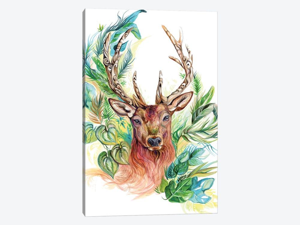Sanctuary by Katy Lipscomb 1-piece Canvas Art