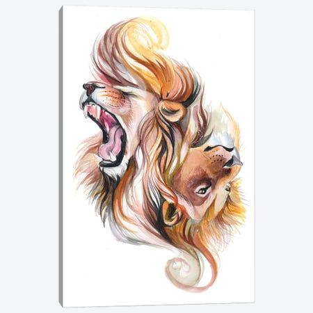 Dualism Canvas Print #KLI33} by Katy Lipscomb Canvas Wall Art