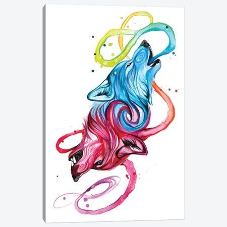 Balanced Canvas Print #KLI3} by Katy Lipscomb Canvas Print