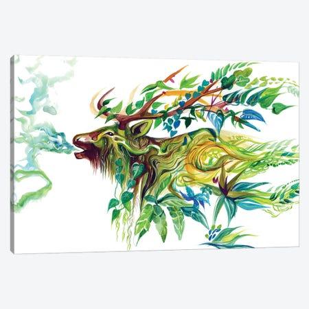 Growth Canvas Print #KLI55} by Katy Lipscomb Canvas Art Print