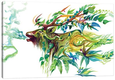 Growth Canvas Art Print