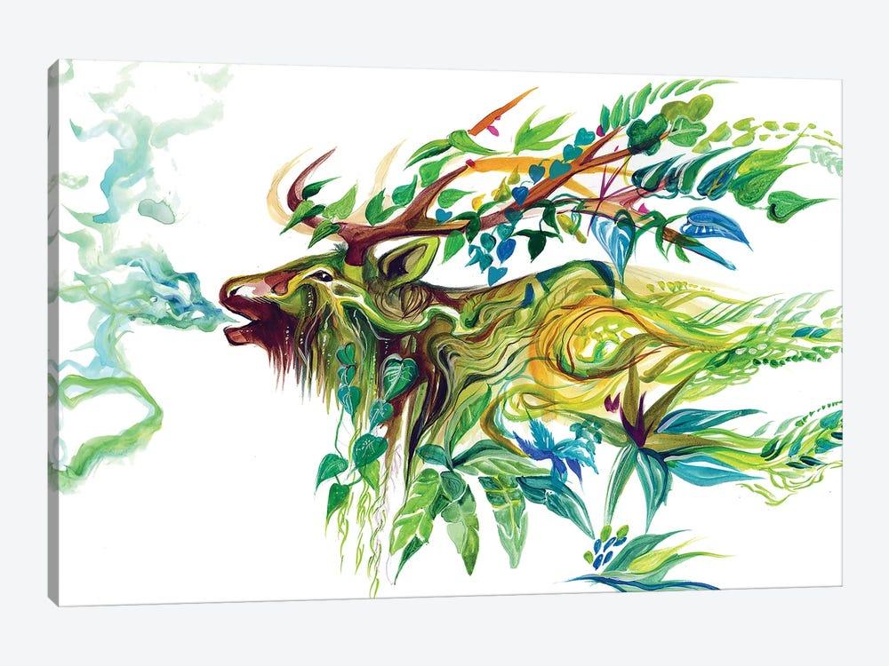 Growth by Katy Lipscomb 1-piece Canvas Print