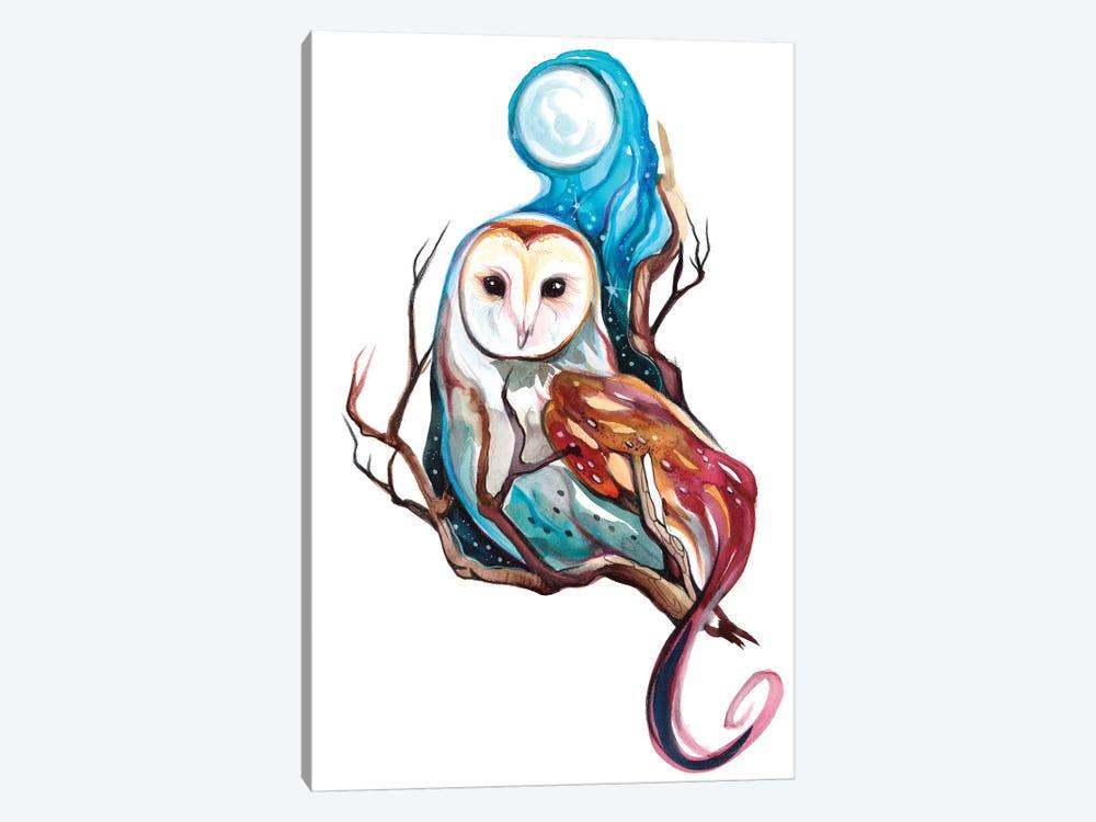 Night Owl by Katy Lipscomb 1-piece Canvas Wall Art