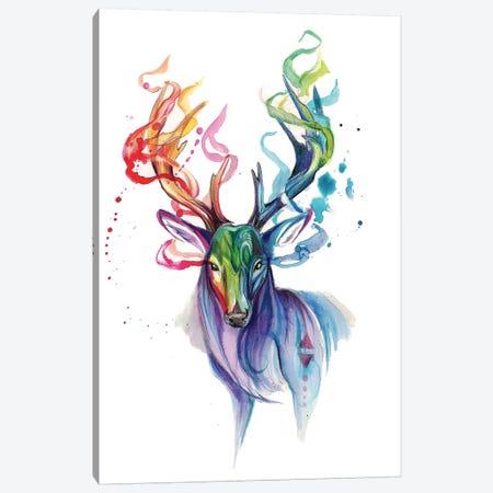 Phantom I Canvas Print #KLI92} by Katy Lipscomb Canvas Art
