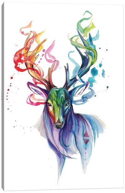 Phantom I Canvas Art Print