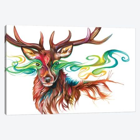 Phantom Glow Canvas Print #KLI94} by Katy Lipscomb Art Print