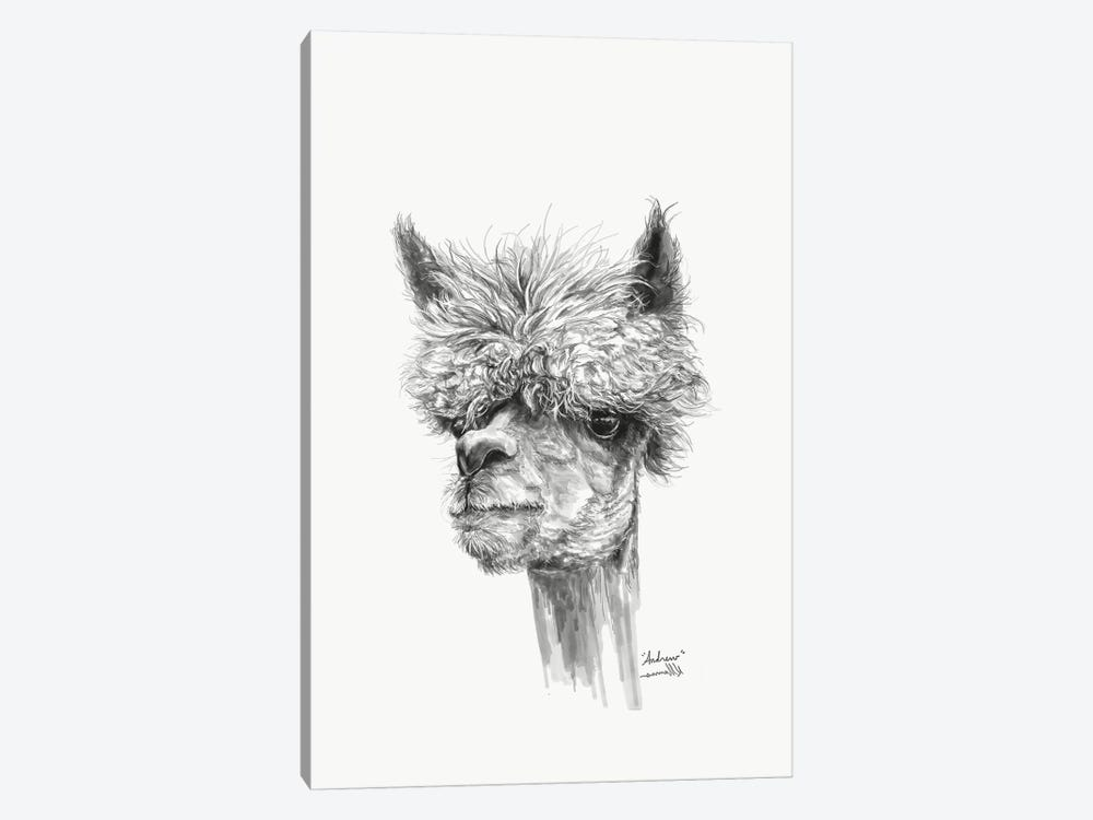 Andrew by Kristin Llamas 1-piece Canvas Art