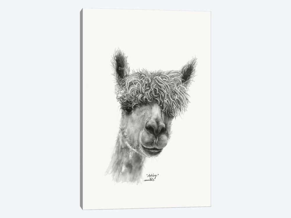 Ashley by Kristin Llamas 1-piece Art Print