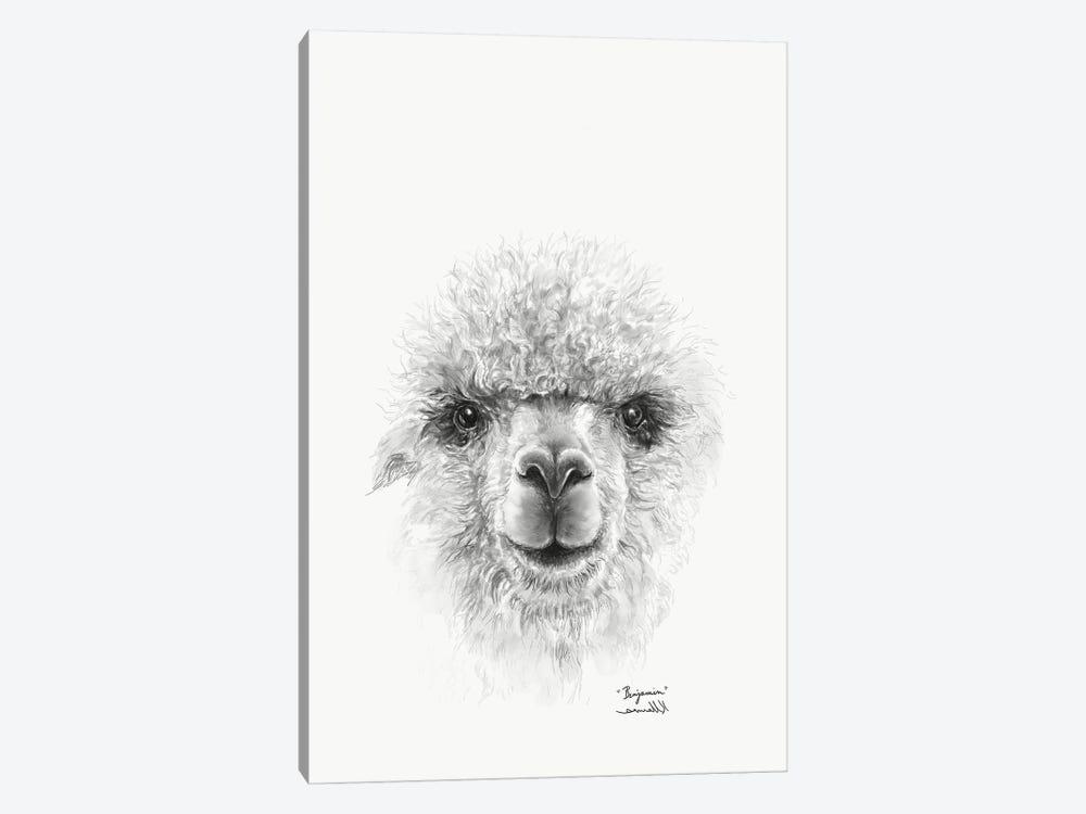 Benjamin by Kristin Llamas 1-piece Art Print
