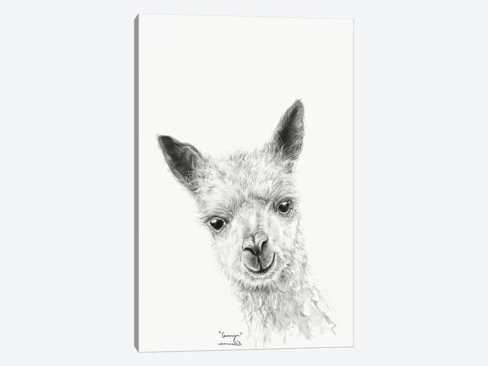 Camryn by Kristin Llamas 1-piece Art Print