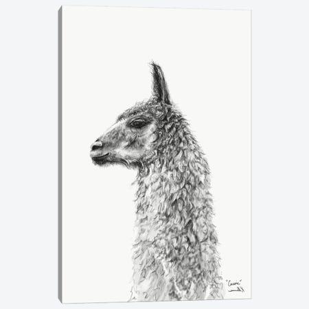 Cassie Canvas Print #KLL25} by Kristin Llamas Art Print