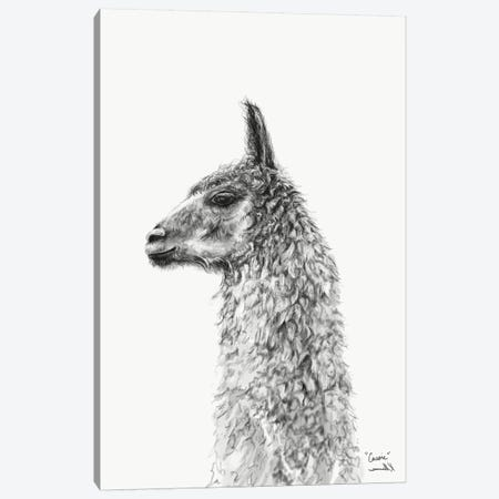 Cassie 3-Piece Canvas #KLL25} by Kristin Llamas Art Print