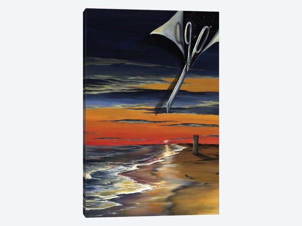 DE Book by Kristin Llamas 1-piece Canvas Artwork
