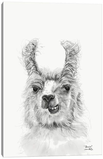 Dennis Canvas Art Print