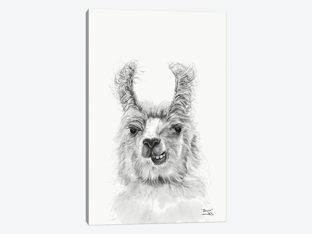 Dennis by Kristin Llamas 1-piece Art Print