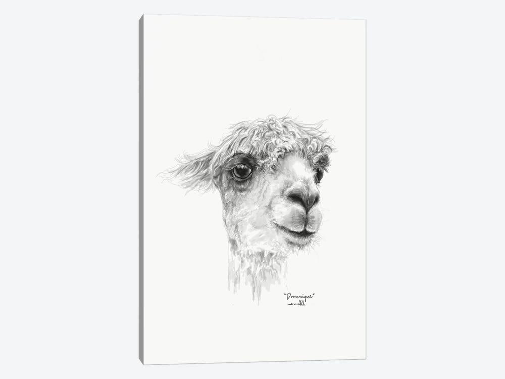 Dominique by Kristin Llamas 1-piece Art Print