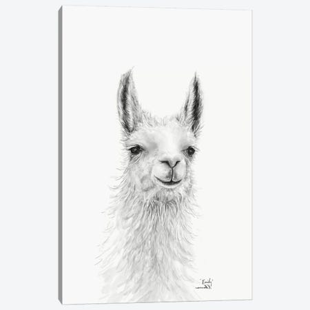 Emily Canvas Print #KLL34} by Kristin Llamas Canvas Artwork
