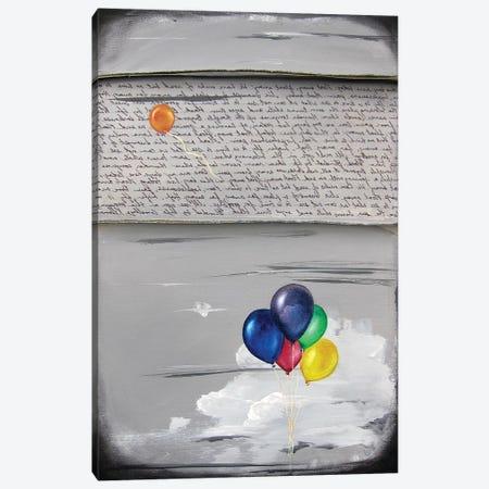 Float Away Canvas Print #KLL38} by Kristin Llamas Canvas Print