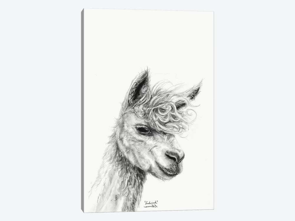 Frederick by Kristin Llamas 1-piece Art Print