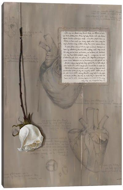 Goddess Leto Canvas Art Print