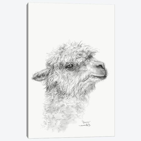 Gwen Canvas Print #KLL47} by Kristin Llamas Canvas Print