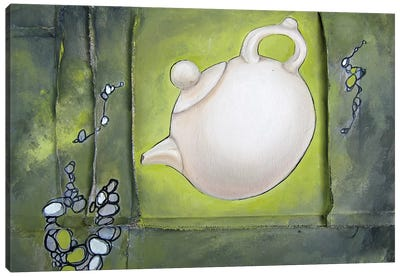 Herbal Remedy Canvas Art Print