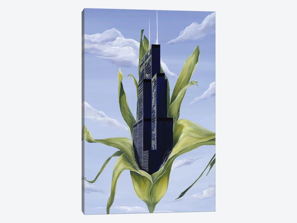 IL Book by Kristin Llamas 1-piece Canvas Art Print