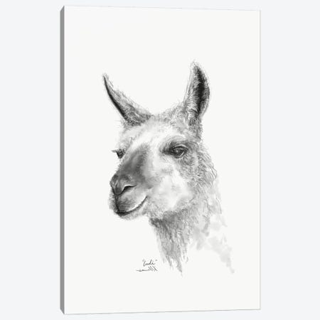 Indi Canvas Print #KLL54} by Kristin Llamas Canvas Art