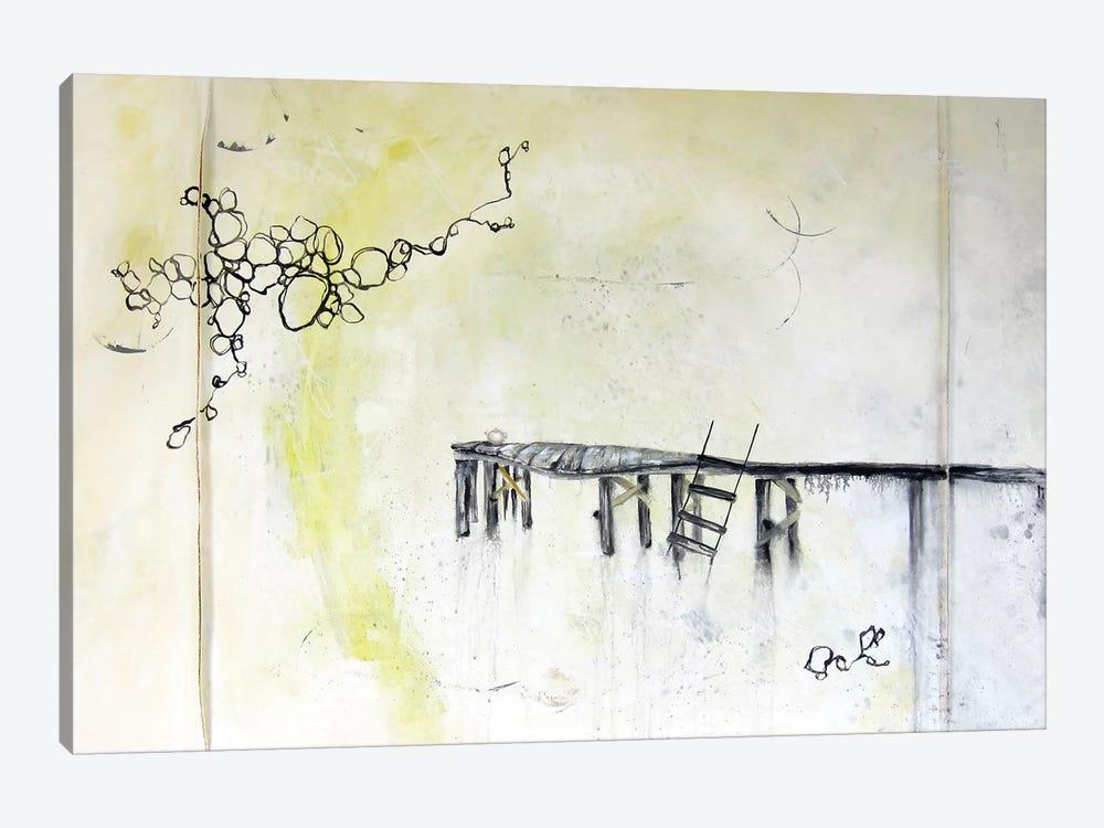 Join Me For Tea by Kristin Llamas 1-piece Canvas Print