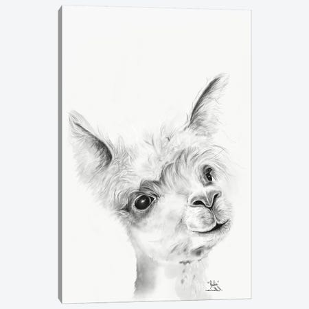 Julie Canvas Print #KLL60} by Kristin Llamas Canvas Artwork