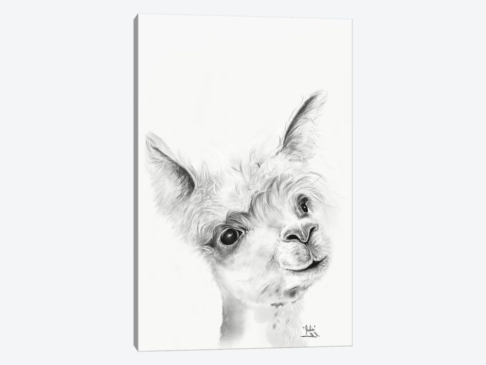 Julie by Kristin Llamas 1-piece Canvas Art Print