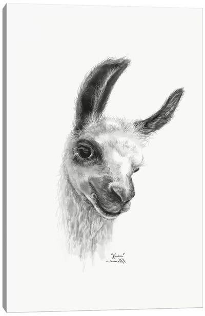 Karin Canvas Art Print