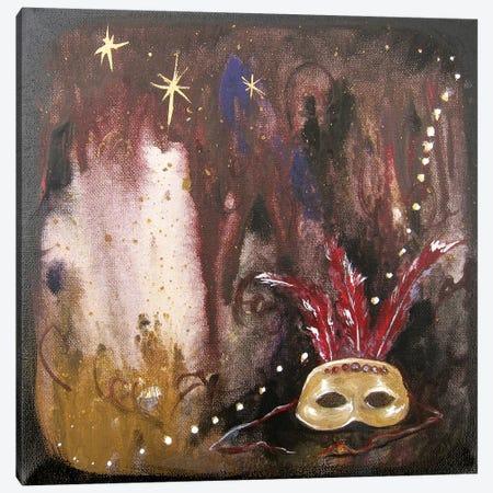 Mask I Canvas Print #KLL71} by Kristin Llamas Canvas Print