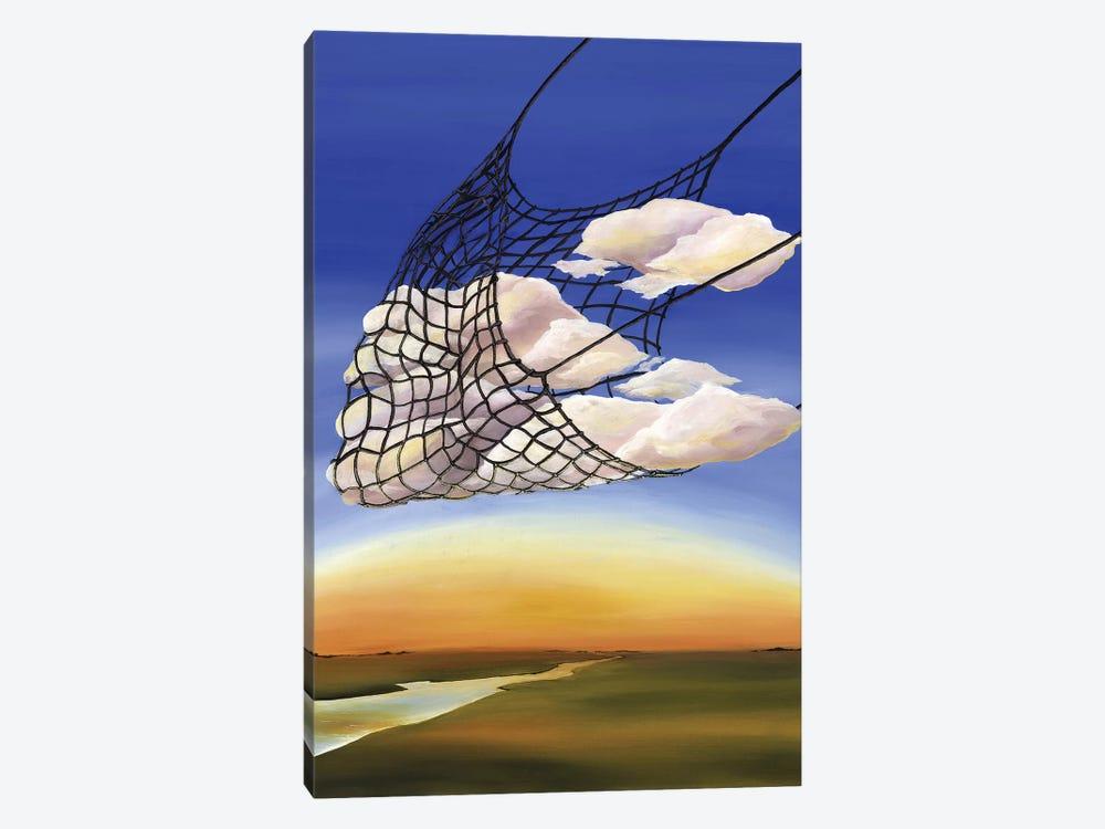 ME Book by Kristin Llamas 1-piece Canvas Art Print