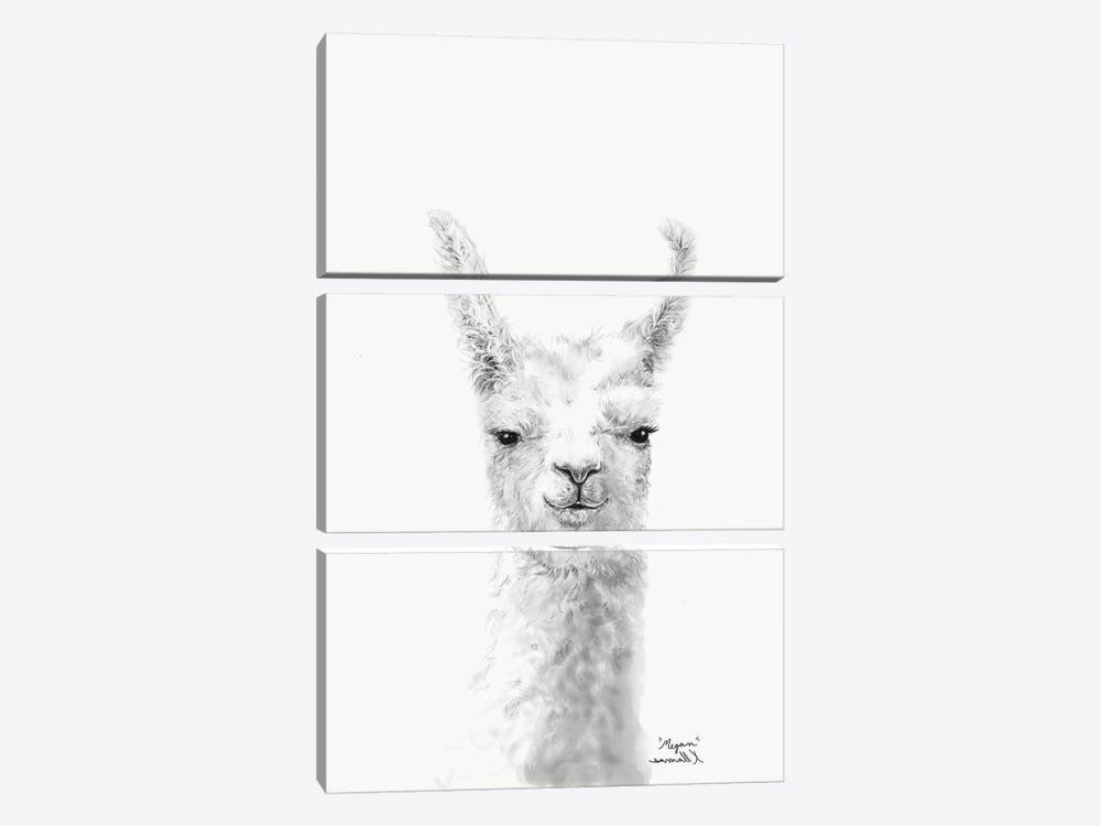 Megan by Kristin Llamas 3-piece Canvas Art